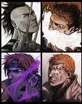 Marvel Portraits
