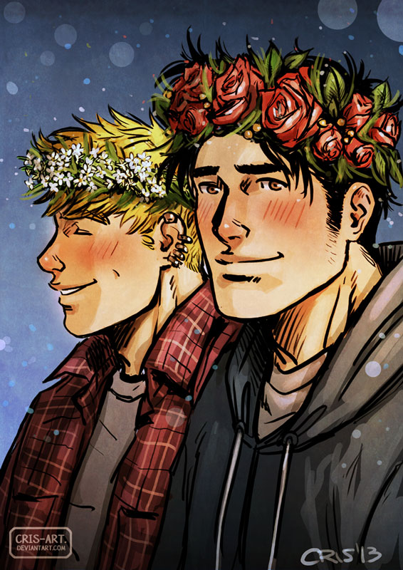 The Flower Crown by a-rhythm on DeviantArt