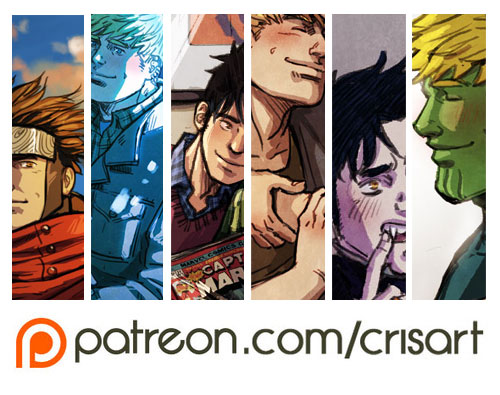 Patreon4 by Cris-Art