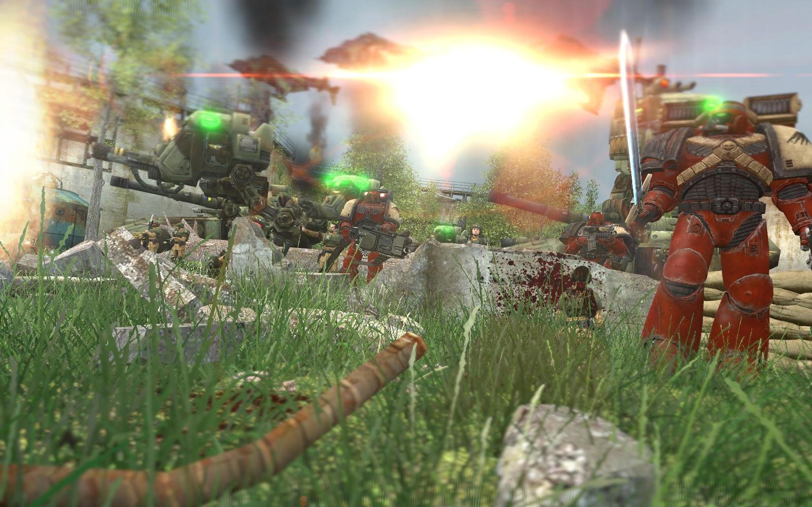 Warhammer 40k Imperial Guard by Rodzyniasty on DeviantArt