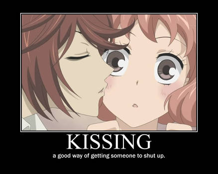 Kamisama Kiss Motivational Poster