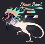 $$$ Space Beast [Open]