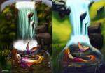 Mermaid by l-Hyden