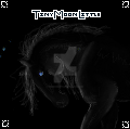 Dark Horse Avatar by tinmoonlittle