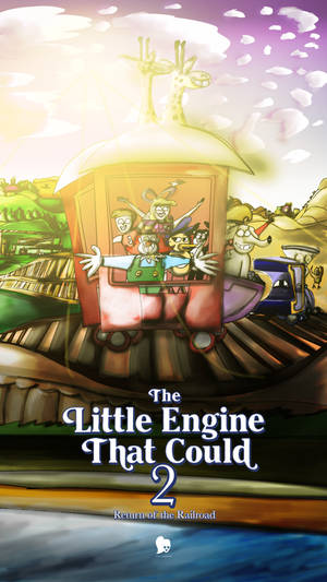 The Little Engine That Could 2 Poster 2