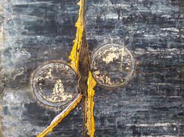 Acrylic 70 x 100 cm