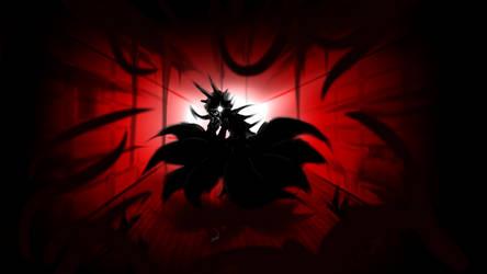 Shadows lurk in the dark