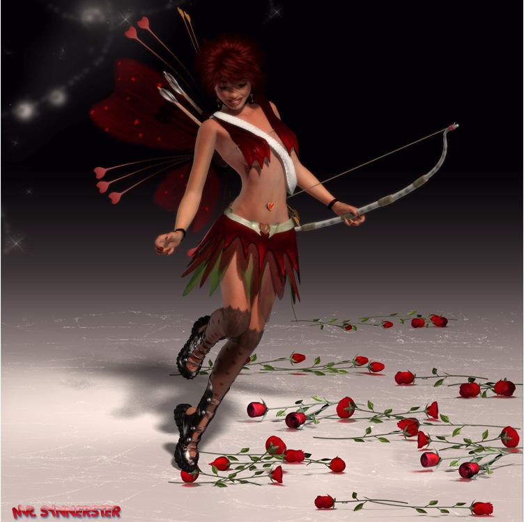 My Cupid by MrSynnerster