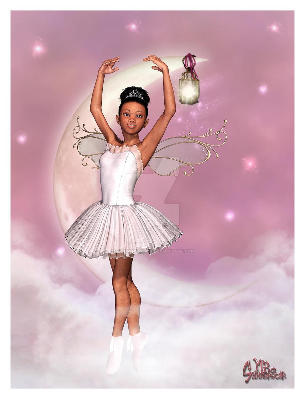 My Little Ballerina by MrSynnerster