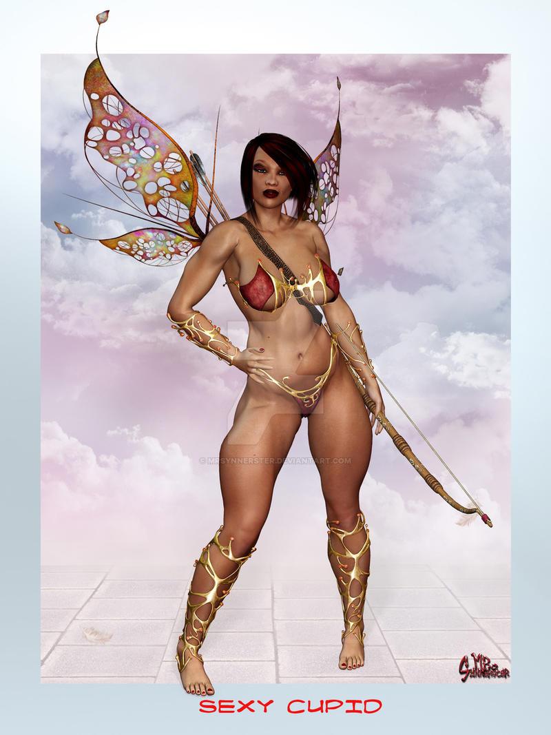 Sexy Cupid by MrSynnerster