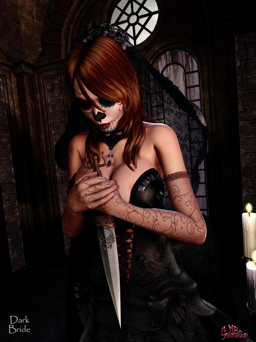 Dark Bride by MrSynnerster
