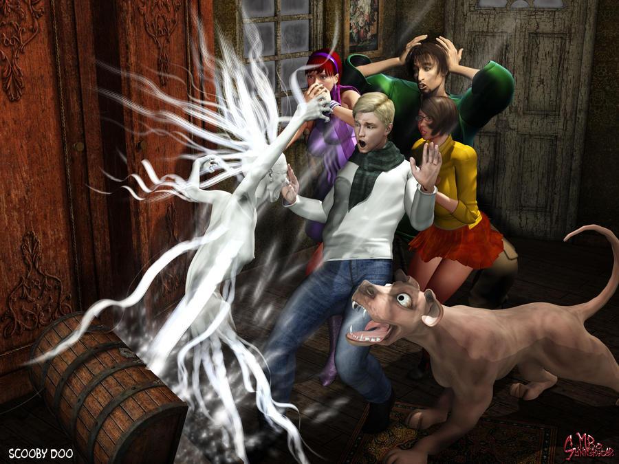 Scooby Dooby Doo by MrSynnerster