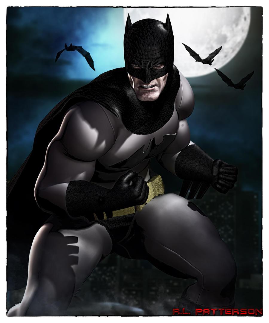 Dark Knight by MrSynnerster