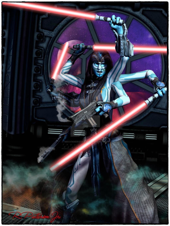 Dark Sith by MrSynnerster