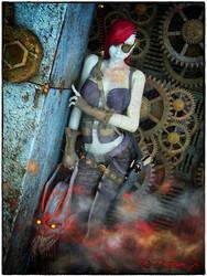 Demon Slayer by MrSynnerster