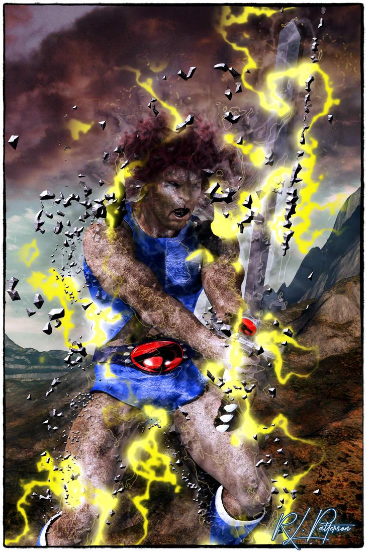 Thundercats Hoooo by MrSynnerster