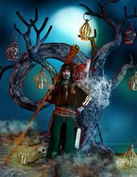 Smoke Wizard by MrSynnerster