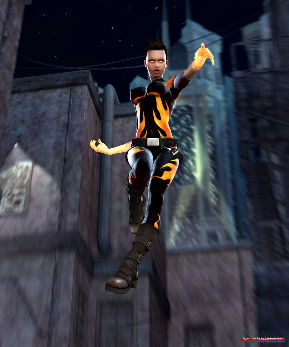 Backdraft-3d for SlimmmGoodie by MrSynnerster