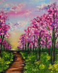 Bosque rosado