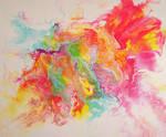 Vuelo a color (Color flight)