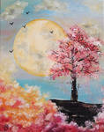 Luna a color (Color Moon)