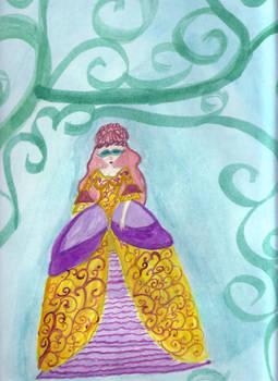 Rococo Girl