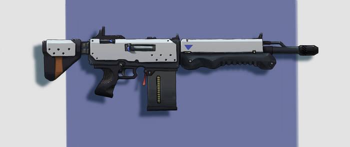 Block Assault Rifle