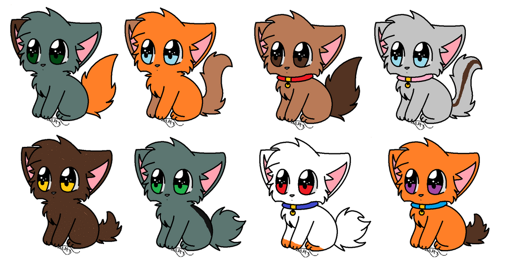 Warrior Cat Names For Brightpaw