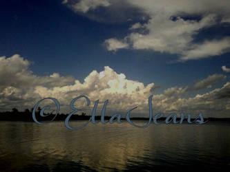 Curve Lake 7 by ellajeans