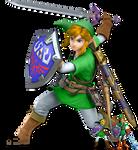 Super Smash Bros. Ultimate Fan Alt - Link Alt