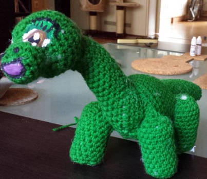 Dinosaur I by spebele