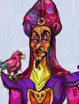 Jafar Jafar he's our man