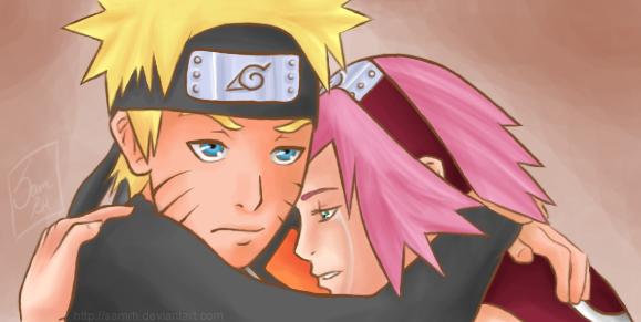 Naruto- Stronger Together by SamRH
