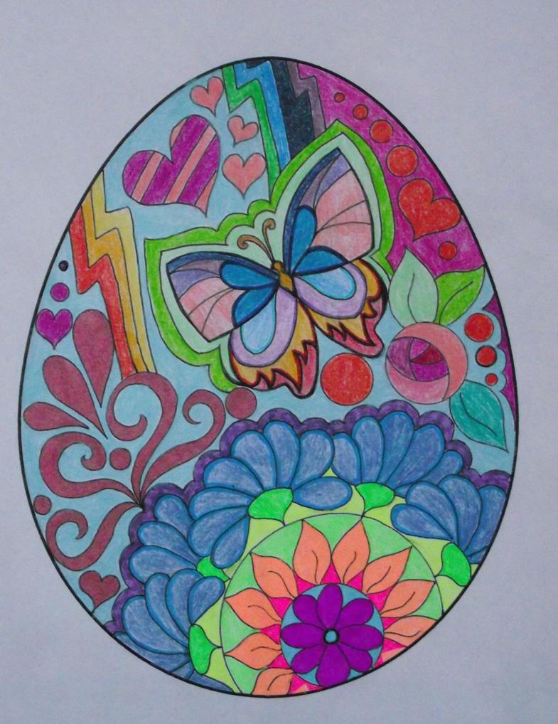 Butterfly Egg by astraldreamer on DeviantArt