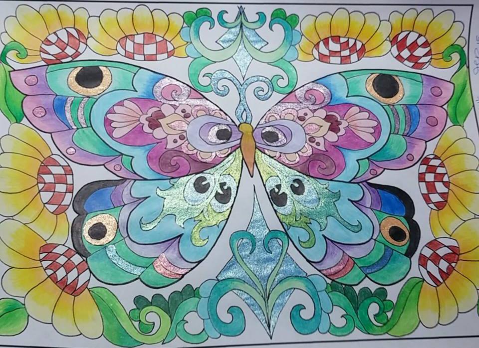 Kenzies Butterfly by astraldreamer