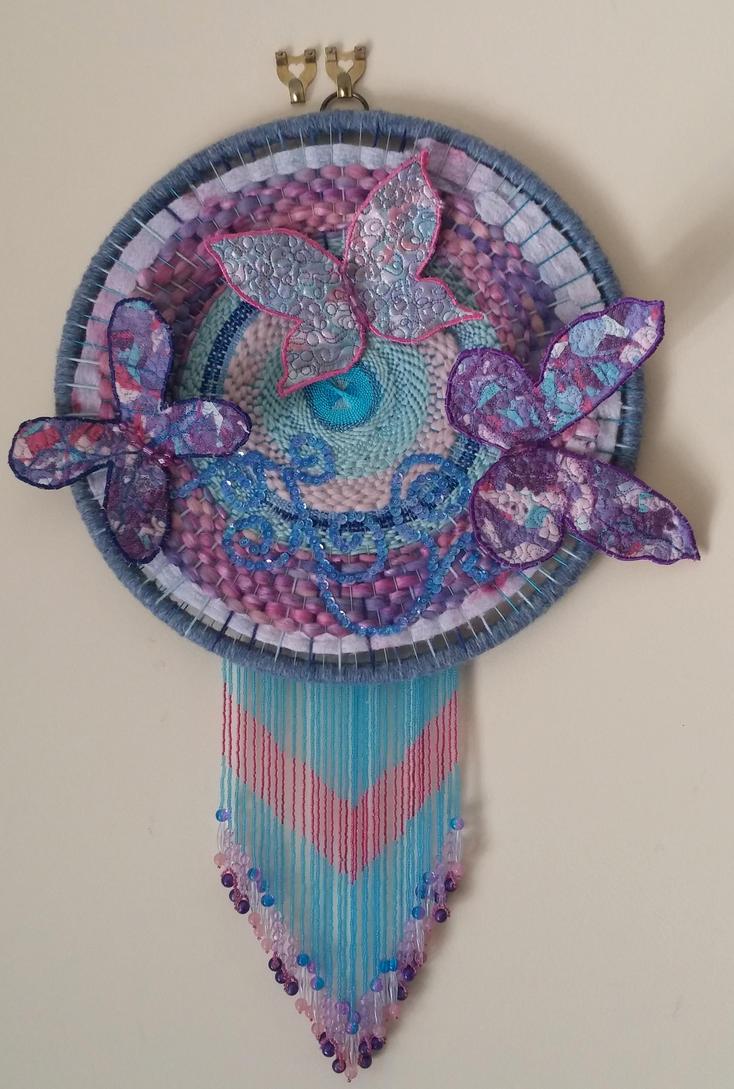 Butterflies art not Craft by astraldreamer