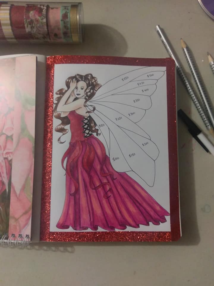 Savings Fairy by astraldreamer