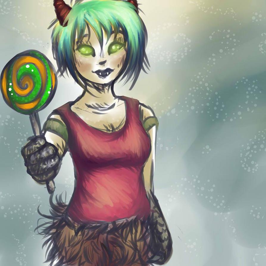 Danie's OC by fruitloopsindrea