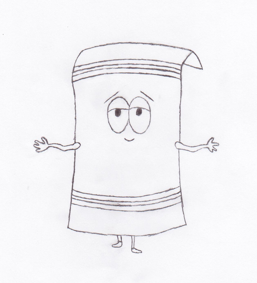 towelie by simpsonsfan628 on deviantart