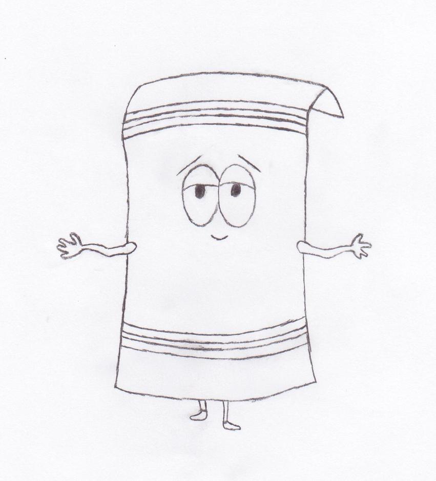 towelie by simpsonsfan628 on deviantart
