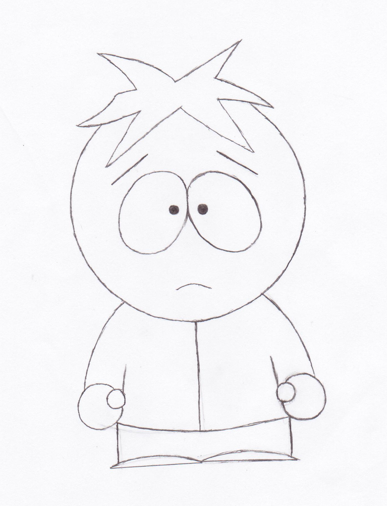 Butters by simpsonsfan628