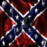 Grunge Confederacy Battle Flag