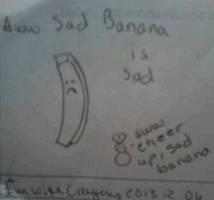 Sad Banana