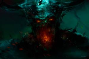 Demonknight II by MikaZZZ