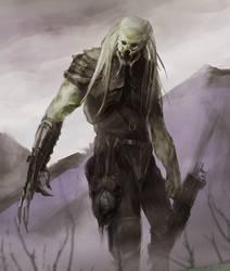 Predator whitehead