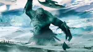 Mountain Troll