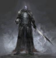 Darkfantasy warrior