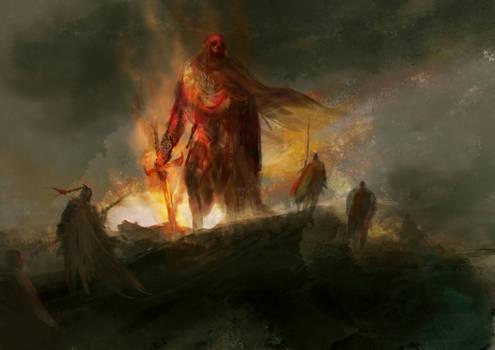 Undead god