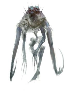 Creature sketch