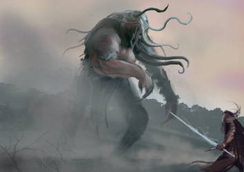 Cthulhu giant